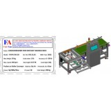 CheckWeigher For Instant Noodle Box